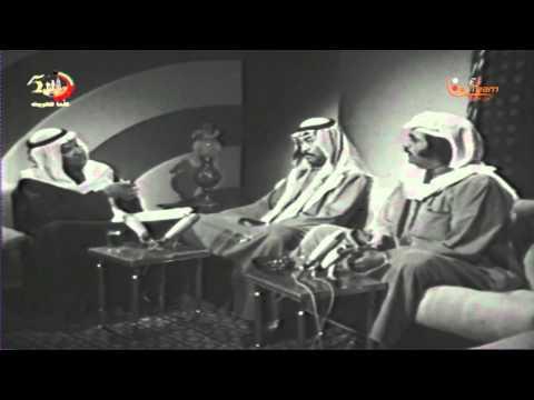 لقاء قديم مع عبدالحسين عبدالرضا و سعد الفرج 1975