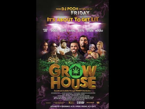 Fayzon Love,DeRay,Lil Duval- Grow House 2017- Full Movie