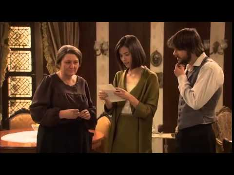 il segreto - maria riceve una lettera da celia