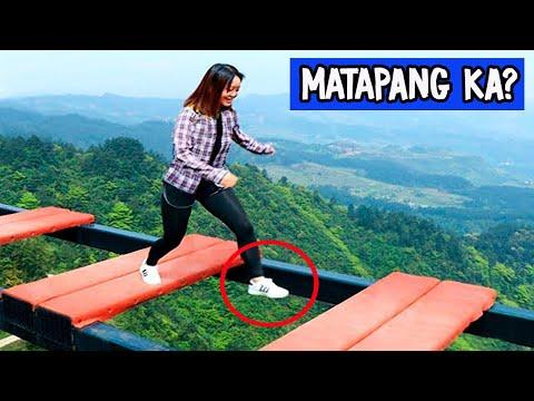 Matapang Lang Ang Pupunta Dito | 10 Pinaka Delikadong  Pasyalan o Tourist Destination sa Mundo