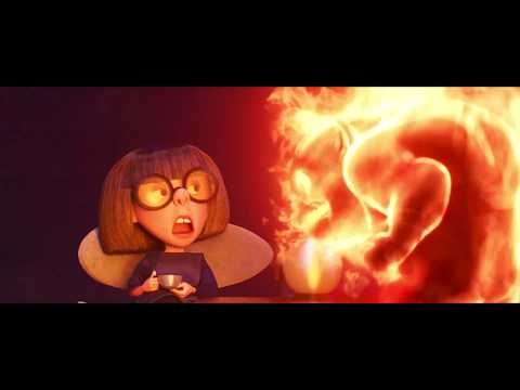 Disney•Pixar's Incredibles 2 | Official Australian Trailer HD | June 14