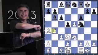 Lecture with GM Yasser Seirawan (Chess Genius   Morozevich vs. Svidler) - 2013.05.29