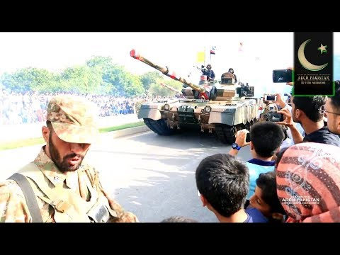 Malir Cantt Parade |  Defence Day  | 6 September 2018 | PART 02  | ARCH PAKISTAN