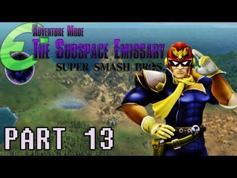 Gaming with the Kwings - SSBB The Subspace Emissary part 13 co-op (Kwings)