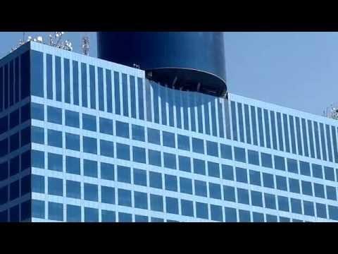 Rascacielos skyscraper MEXICO. World Trade Center, Restaurante más alto del mundo