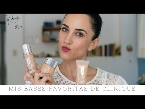 Mis Bases Favoritas De Clinique