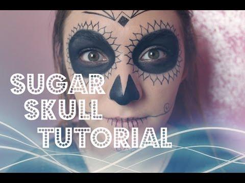 Shadow Skull Makeup Simple Sugar Skull Makeup