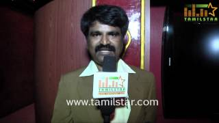Sai Saravanan at Maharani Kottai Movie Audio Launch