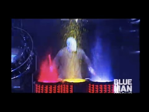 """I Feel Love"" Music Video - Blue Man Group"