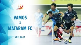 Video Vamos Mataram (5) vs (2) Mataram FC - Final Four Pro Futsal League 2017 MP3, 3GP, MP4, WEBM, AVI, FLV Juli 2017