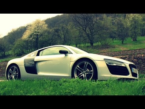 ' 2013 / 2014 Audi R8 S tronic ' Test Drive & Review – TheGetawayer
