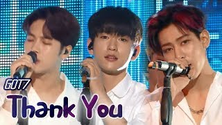 [Comeback Stage] GOT7 - Thank You, 갓세븐 - 고마워 Show Music Core 20180317
