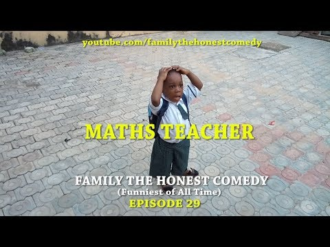 MATHS TEACHER (Mark Angel Comedy) (Family The Honest Comedy) (episode 29)
