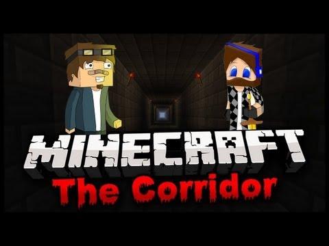 БРАНКЕР ОБОСРАЛСЯ!!! (Minecraft Horror Map - The Corridor)