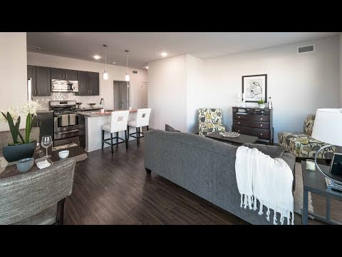 A 2-bedroom, 2-bath model at Bolingbrook's new Brook on Janes apartments