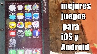 No olviden dar like y suscribirse!!Todos estos juegos los pueden encontrar en la AppStore y PlayStore!10. Arrow9. ZigZag8. Smash Hit7. Mr Jump6. Jetpack Joyride5. Minion Rush4. Plantas vs Zombies3. Blood and Glory2. Dead Trigger1. Asphalt 8