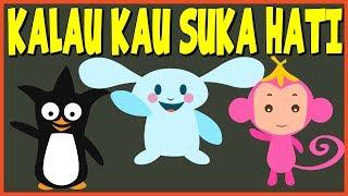 Video Kalau Kau Suka Hati | Versi baru | Lagu Anak-Anak Terpopuler Indonesia MP3, 3GP, MP4, WEBM, AVI, FLV Agustus 2018