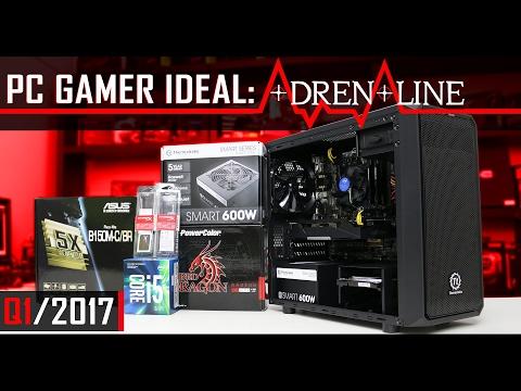 Confira o PC GAMER IDEAL « ADRENALINE » em 12 GAMES Full HD - Pichau