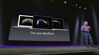 Apple Special Event 2015 - MacBook Introduction