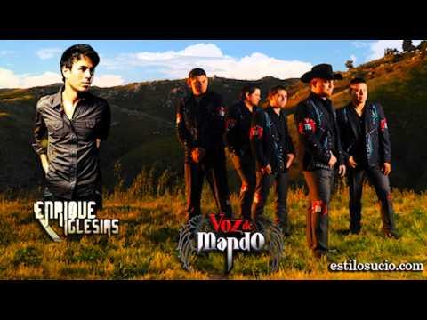 Enrique Iglesias con Voz De Mando - Ayer (Estudio)