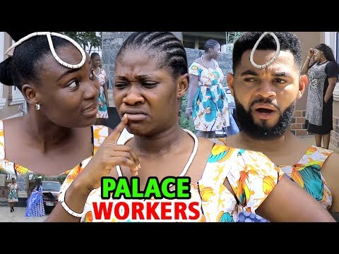 Palace Workers COMPLETE Season 3&4 - NEW MOVIE'' Mercy Johnson & FlashBoy 2020 Latest Nigerian Movie