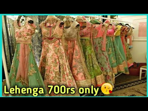 700 से शुरू लहेगे । Lehenga unique collection manish Manhotra | Designer Lehenga