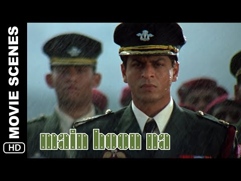 Vaada Karo | Main Hoon Na | Movie Scene | Shah Rukh Khan, Amrita Rao, Zayed Khan, Naseeruddin Shah