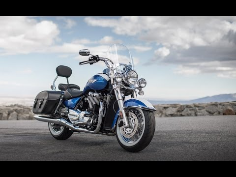 TRIUMPH THUNDERBIRD 1700 LT (2014-on) Review