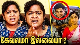 Pollachi Issue : ADMk & BJP - க்கு சரமாரி கேள்வி ? | Sundaravalli Angry Interview | Thirunavukkarasu