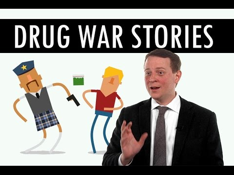 All The Cool Cops Are Doing It – Drug War Stories (Ep. 4) with Alex Kreit