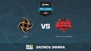 NiP vs. HellRaisers - ESL Pro League S5 - de_ train [CrystalMay, ceh9]