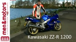 5. Kawasaki ZZ-R 1200 Review (2003)