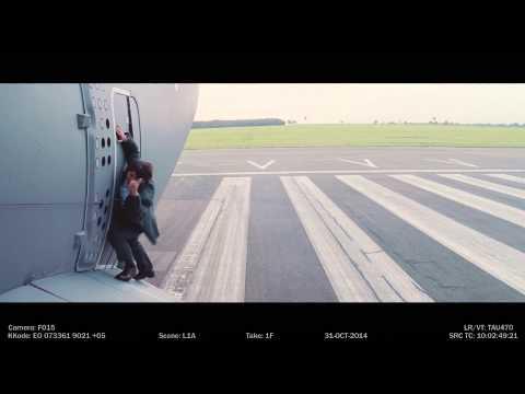 Mission: Impossible Rogue Nation (Featurette 'Stunt')