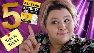 ATI TEAS PREP!