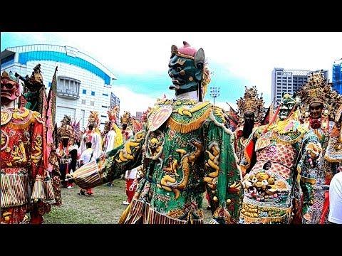 神將叢林~先嗇宮神農文化祭 260尊神將