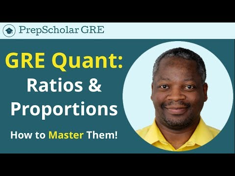 GRE Tips And Tricks | Ratios And Proportions