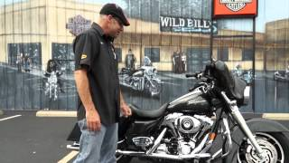 4. 2006 Harley-Davidson Street Glide