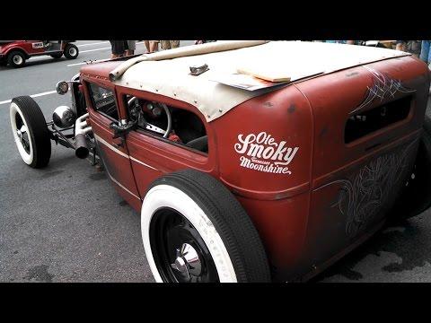 Ole Smoky Moonshine Rat Rod | Custom Built Model A