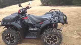 7. 2015 POLARIS Sportsman XP 1000