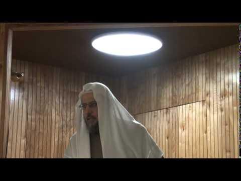 سورة العصر-خطبة الجمعة للشيخ وليد المنيسي
