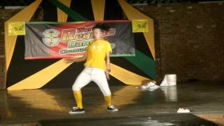 WORLD REGGAE DANCE CHAMPION SHIP2011 Semi Final 「Blackanese」
