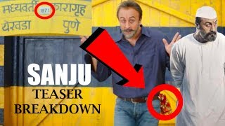 Video SANJU TEASER TRAILER BREAKDOWN| Ranbir| Things You Missed, Salman Khan, qaidi no, slap, ipl MP3, 3GP, MP4, WEBM, AVI, FLV Mei 2018