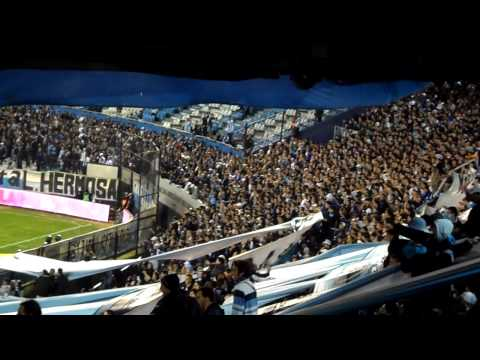 Yo paro en una Banda - Racing 1 - 2 Velez - La Guardia Imperial - Racing Club