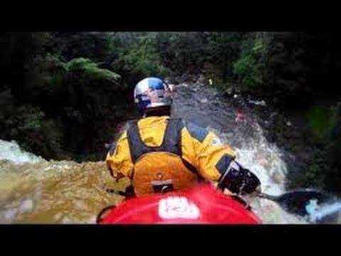 GoPro-Extreme White Water Kayaking