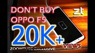 Video Don't buy OPPO F5 without watching this video|Charging Problem| ZoomTube Exclusive MP3, 3GP, MP4, WEBM, AVI, FLV November 2017