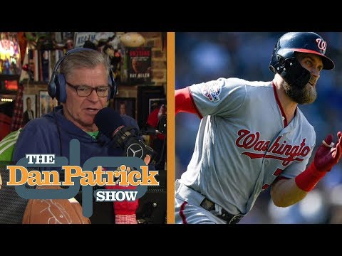 Video: Factors that prolonged Bryce Harper's decision | The Dan Patrick Show | NBC Sports