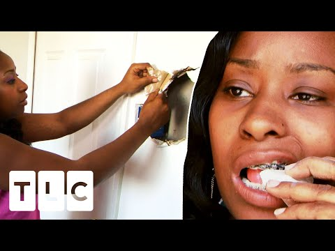 Woman Eats 100 Square Meters Of Dry Wall In 7 Years | My Strange Addiction