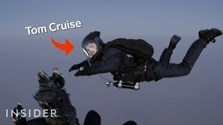 Video How Tom Cruise Was Filmed Jumping Out Of A Plane In 'Mission: Impossible — Fallout' MP3, 3GP, MP4, WEBM, AVI, FLV Agustus 2018