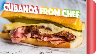 Making The EPIC Cubano Sandwich From The Movie 'Chef' by SORTEDfood