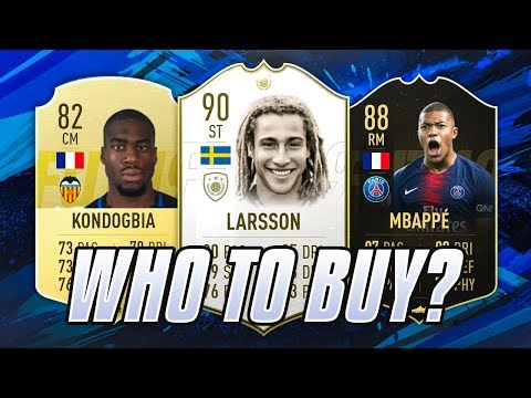 WHO TO BUY DURING BLACK FRIDAY? FIFA 19